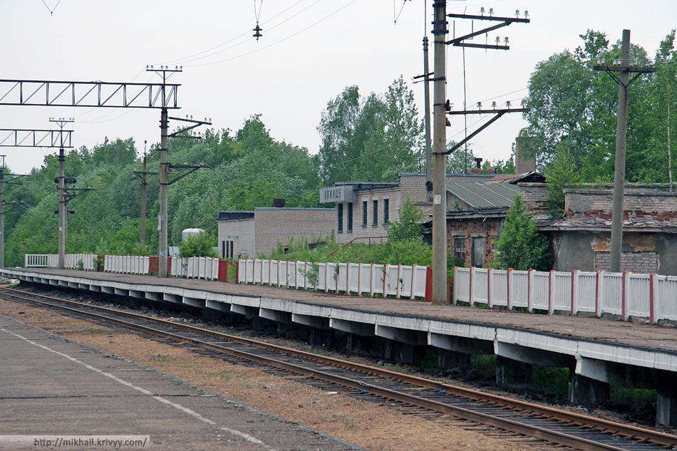 """Станция """"Вяжище"""""""