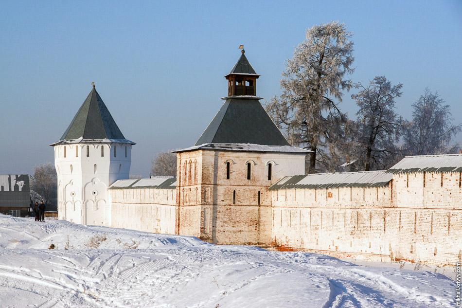Спасо-Прилуцкий монастырь. Вологда.
