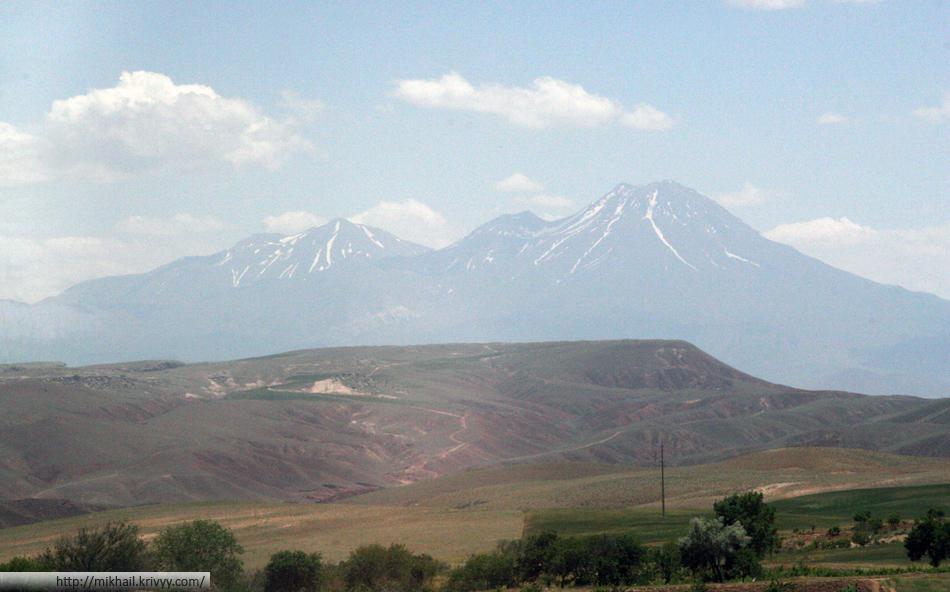 Гора Хасан. Турция.