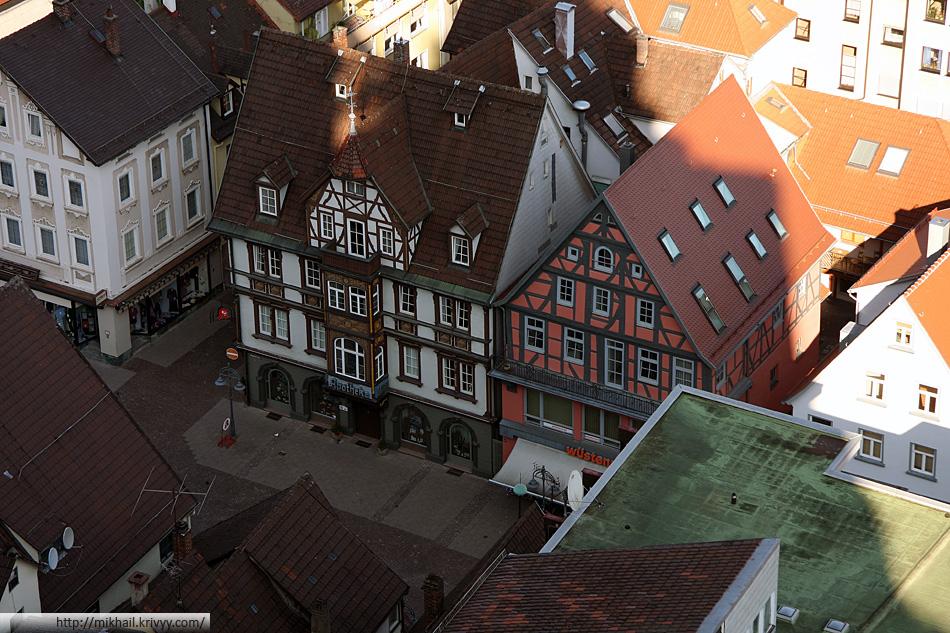 Исторический центр Heidenheim am Brenz
