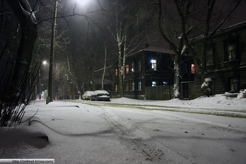 Киров. Улица Горбачева.