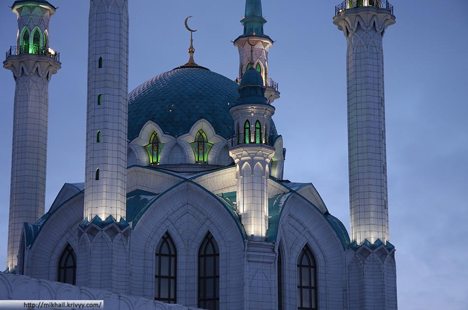 Мечеть Кул Шариф. Казань.