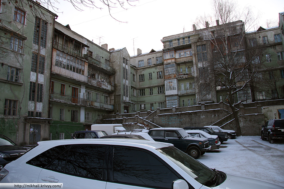 Жилой дом. Постройка 1920-1930 гг.