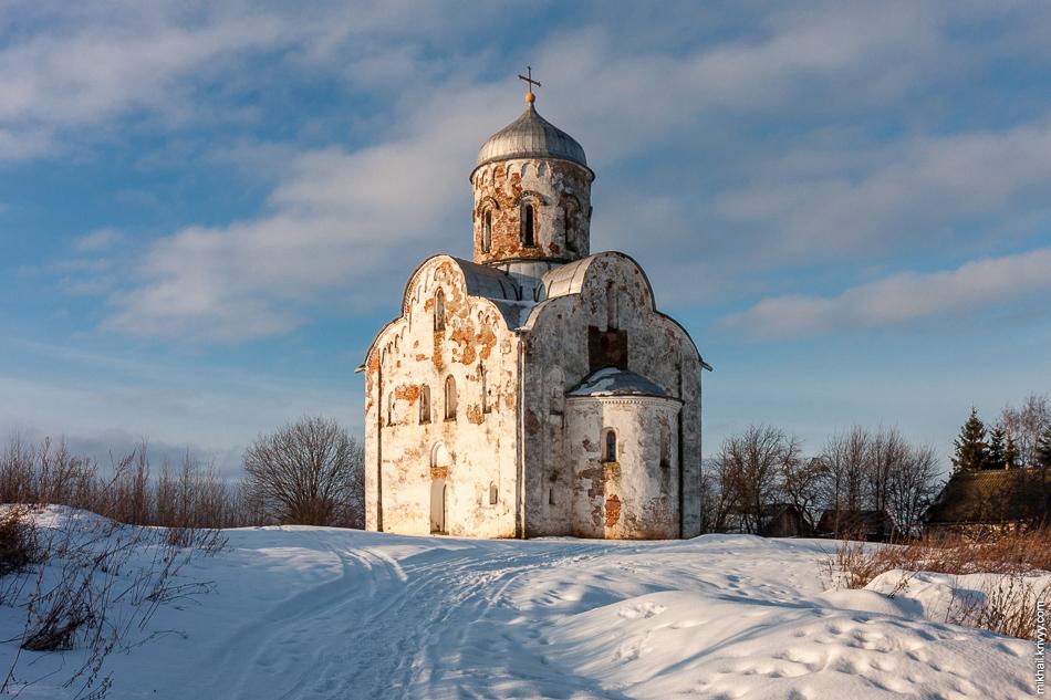 Церковь Николы-на-Липне.