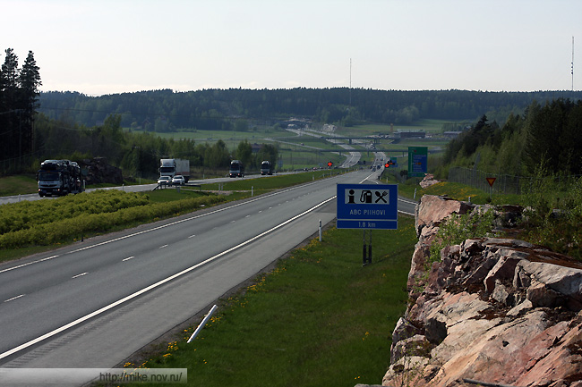 Автомагистраль Хельсинки - Турку