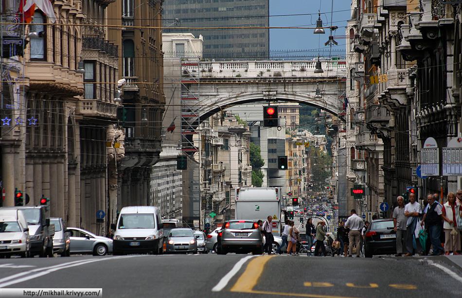 Улица 20 сентября (Via XX Settembre)