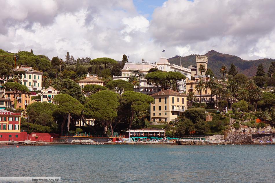 Гостиницы Санта Маргариты (Santa Margherita Ligure)