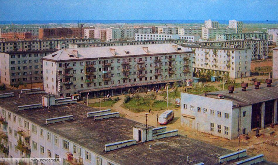 """""""Поселок Химиков"""" - улица Менделеева дом 18."""