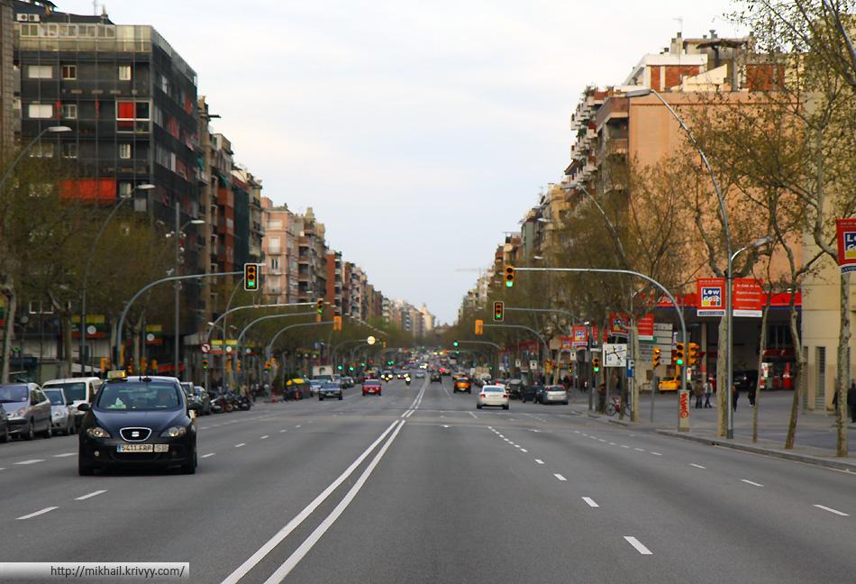Avinguda del Paral-lel.