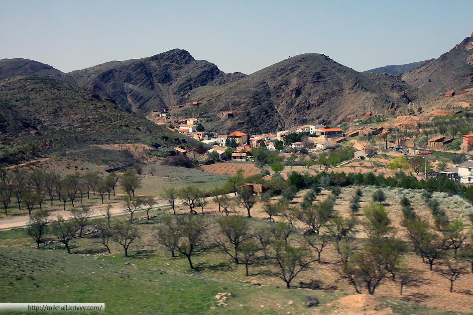 Район н.п. Уэрмеда. 395 км. от Барселоны.