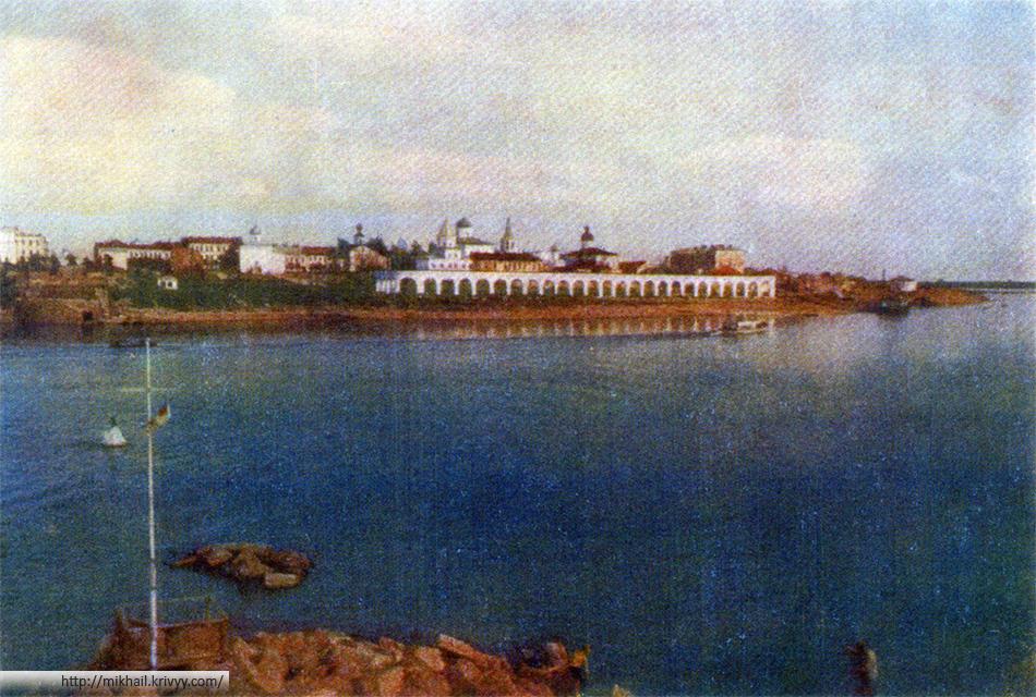 Новгород. Ярославо Дворище.