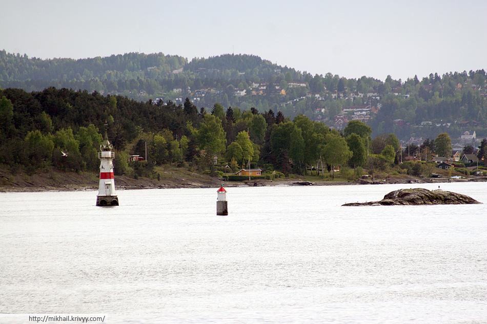 Осло фьорд