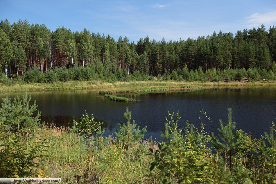 Озеро Съезжее