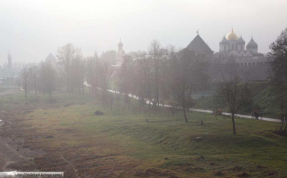 Новгородский Кремль, Софийский Собор.