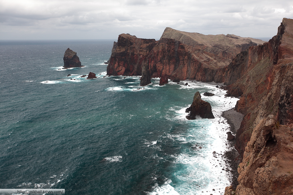 Мыс Сан Лоренцо, Мадейра (Ponta de São Lourenço)