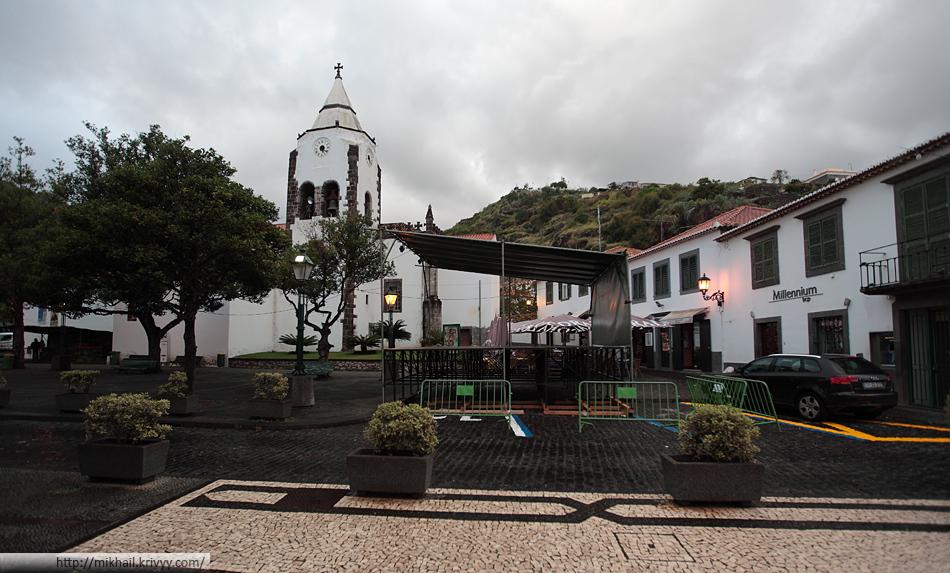 Санта Круш. Мадейра.
