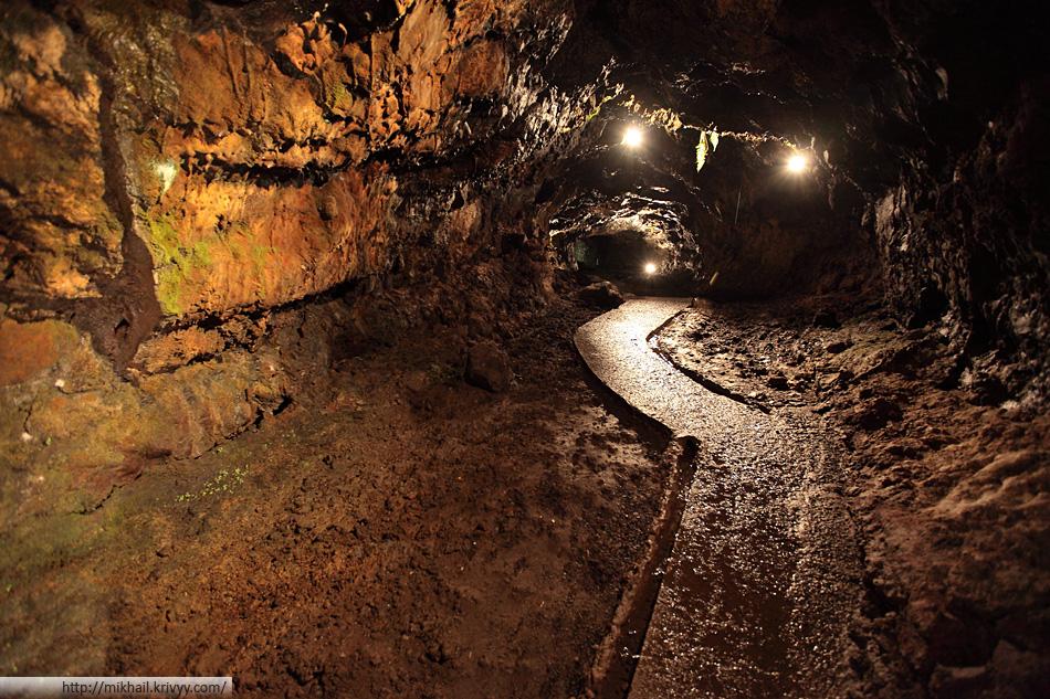 Это были самые благоустроенные пещеры которые я видел.