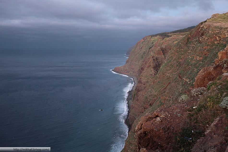 Самая западная часть острова Мадейра (Португалия)