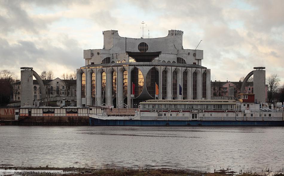 Новгородский академический театр драмы имени Ф. М. Достоевского
