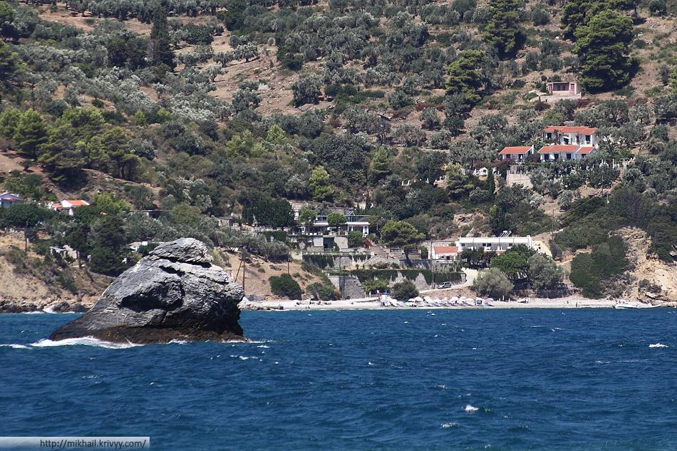 Пляж Глифонери (Ghlyphoneri beach)