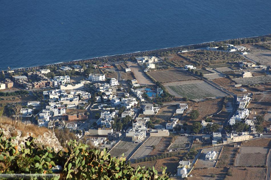 Пляжный поселок Перисса.
