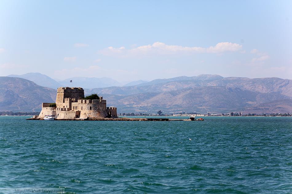 Бурдзи (греч. Μπούρτζι) – форт, расположенный на маленьком островке в заливе Нафплиона. 473 год.