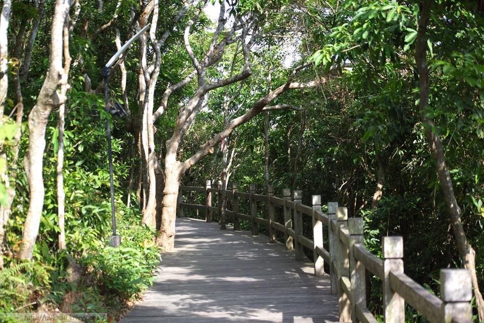 Дорожки для прогулок. Пик Феникс. Санья, Китай.