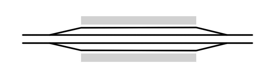 Схема станций. Восточное скоростное полукольцо железных дорог Хайнаня.