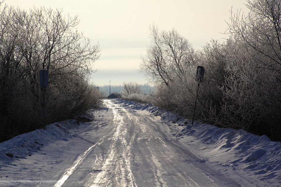 Дорога на Витку