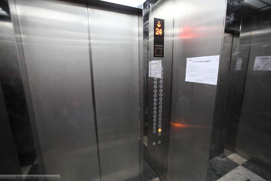 Лифты Mitsubishi. Отечественной лифтостроение застряло где-то в районе ВАЗ-2106.