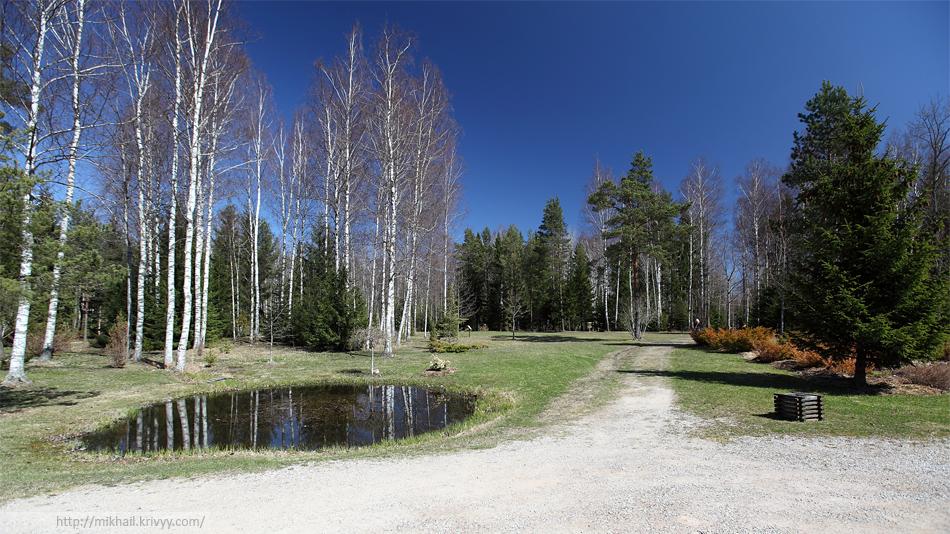 Загородный парк Лаумас (Laumas)