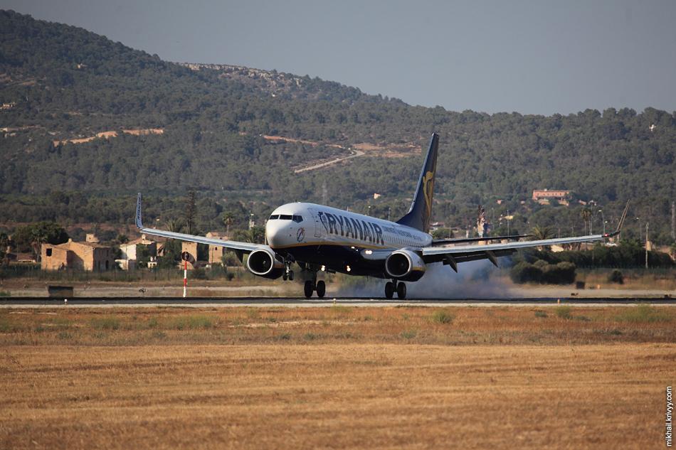 Boeing 737, IE-DAK, Ryanair.
