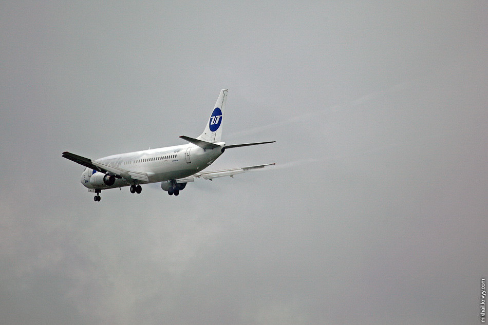 "Авиакомпания ""ЮТэйр"", Boeing 737, VQ-BIC"