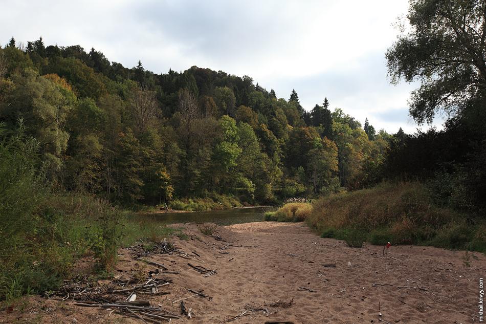 Национальный парк Гауя и одноименная река.