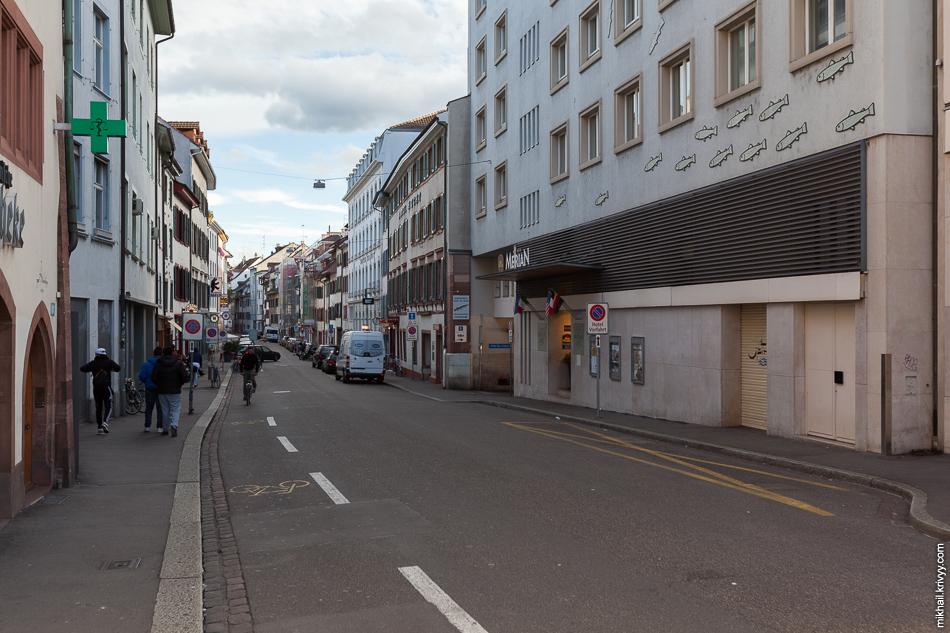 Utengase. Basel.