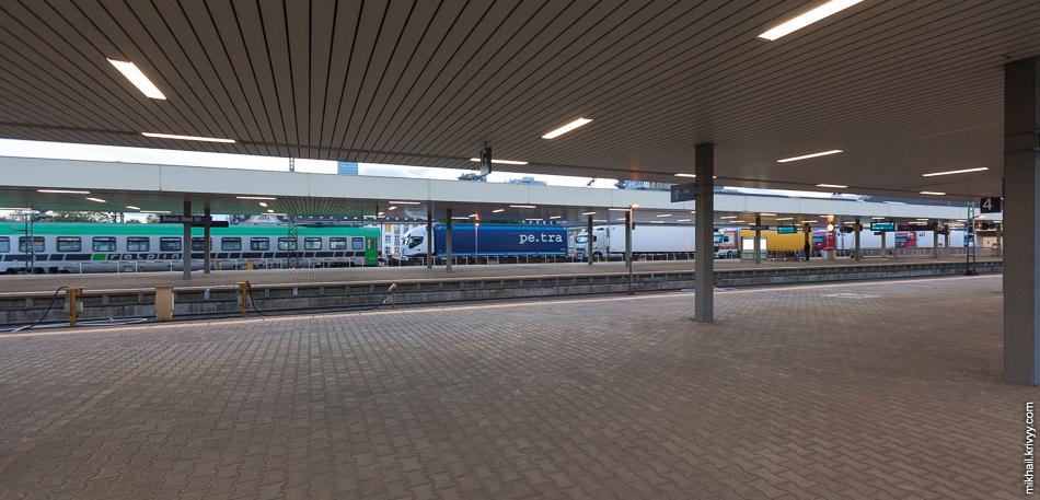 Фуры поехали. 64% транзита фур через Швейцарию едут поездами.