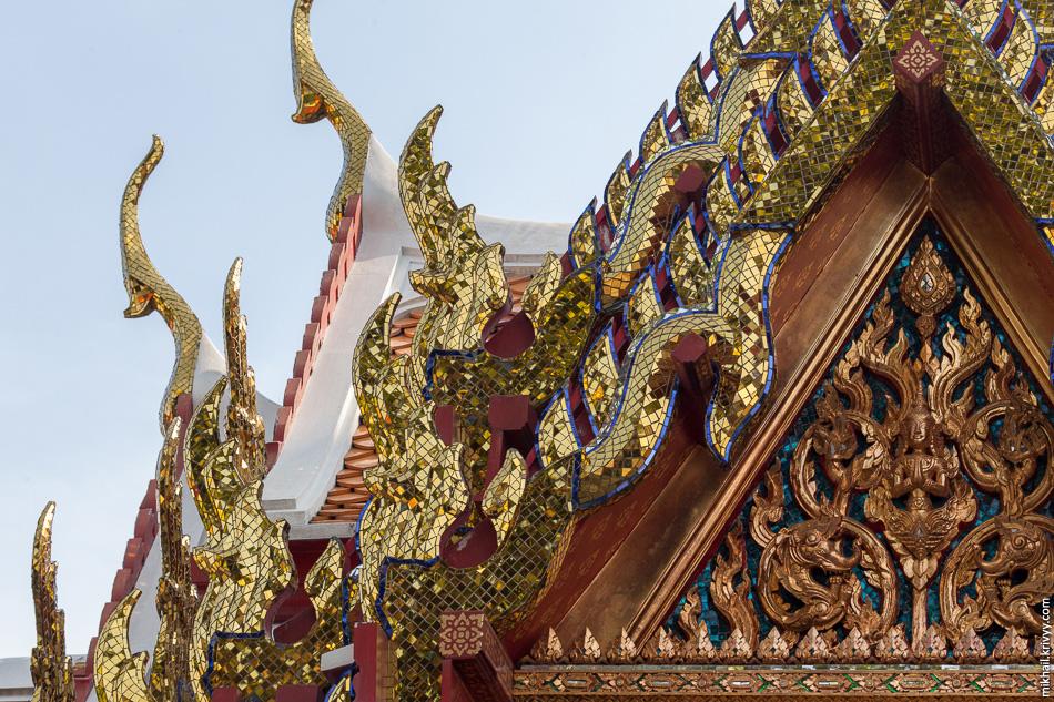 Храм Ват Пхо. Бангкок, Таиланд.