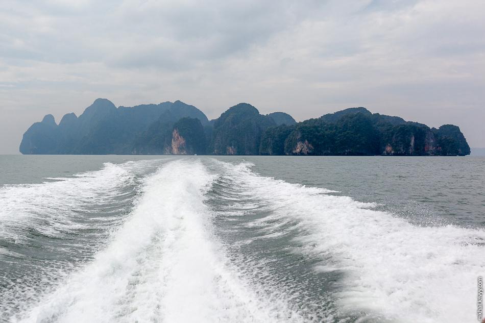 Остров Ко Пханак (Ko Phanak).
