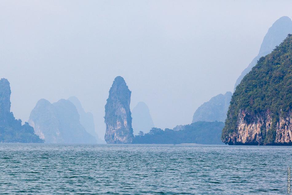Остров Кох Даенг Яй (Koh Daeng Yai). Залив Пханг Нга.
