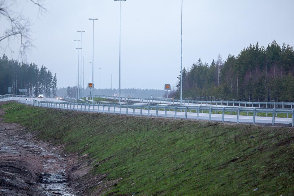 Участок Коскенкюля (Koskenkylä) до Ловийсы (Loviisa)