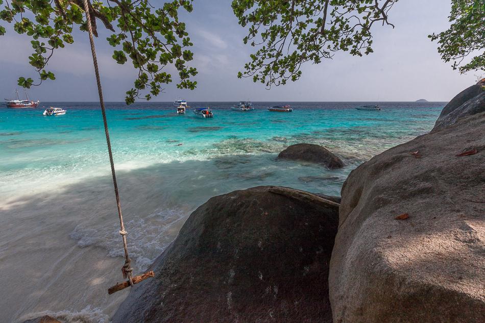 Остров Мианг (Ko Miang). Симиланские острова, Таиланд.