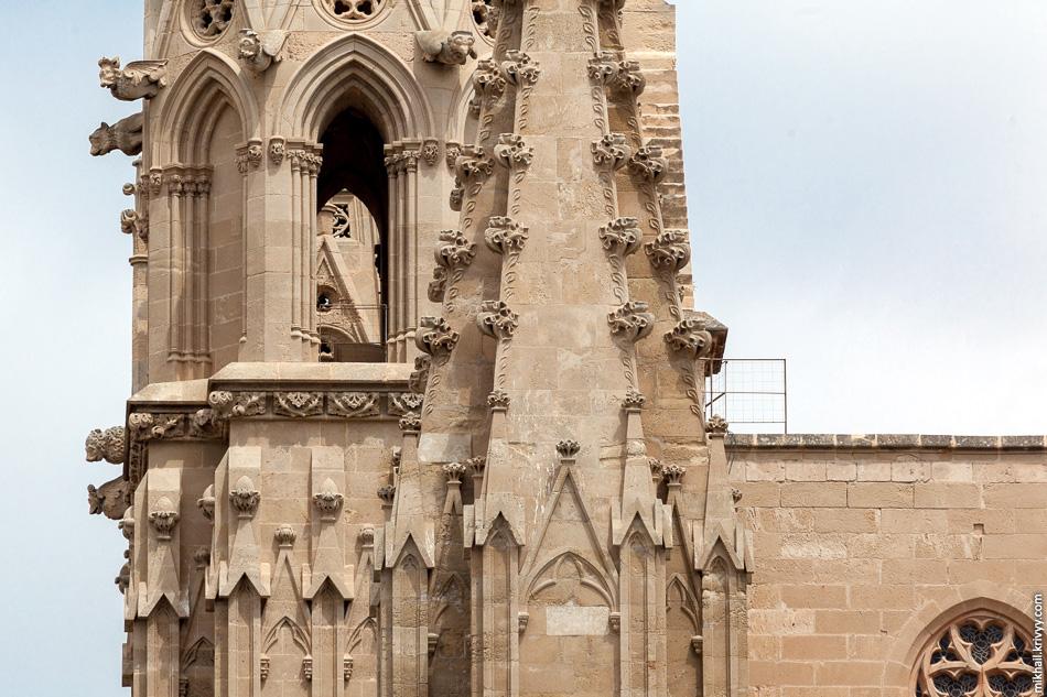 Кафедральный собор Санта-Мария (Пальмский собор).
