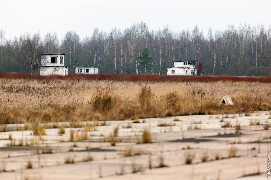 Аэропорт Кречевицы.