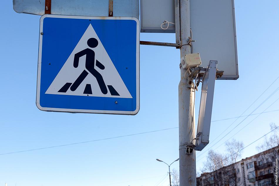 Если вы думаете, что я нашел два плохих светофора, то ошибаетесь. Они все такие.