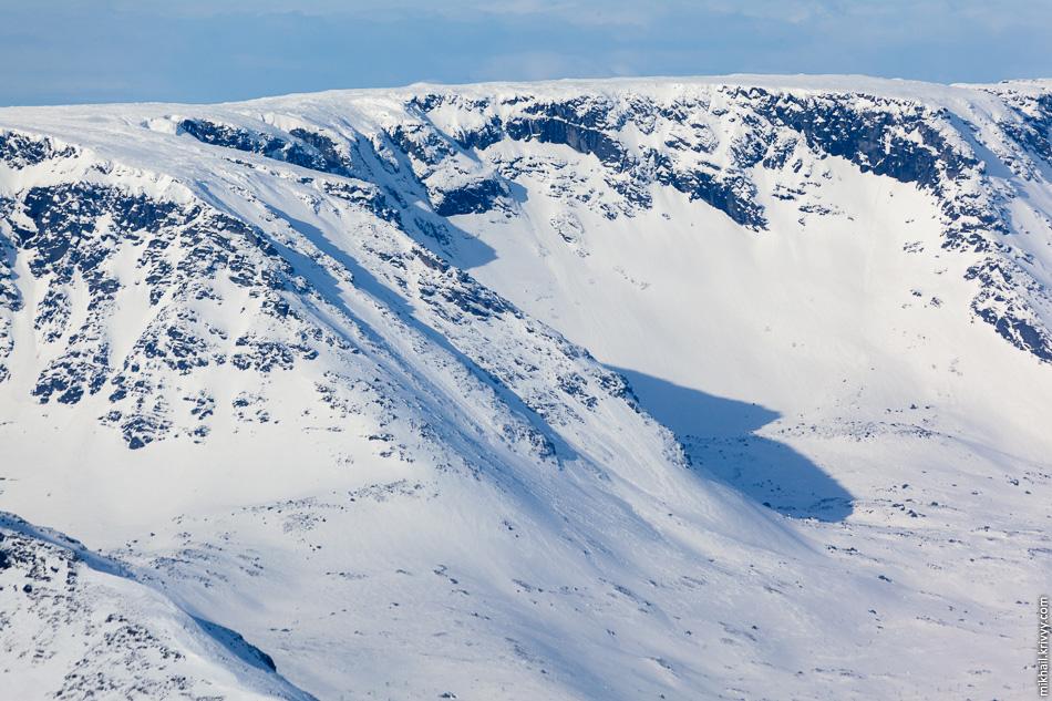 Сердце северных гор.