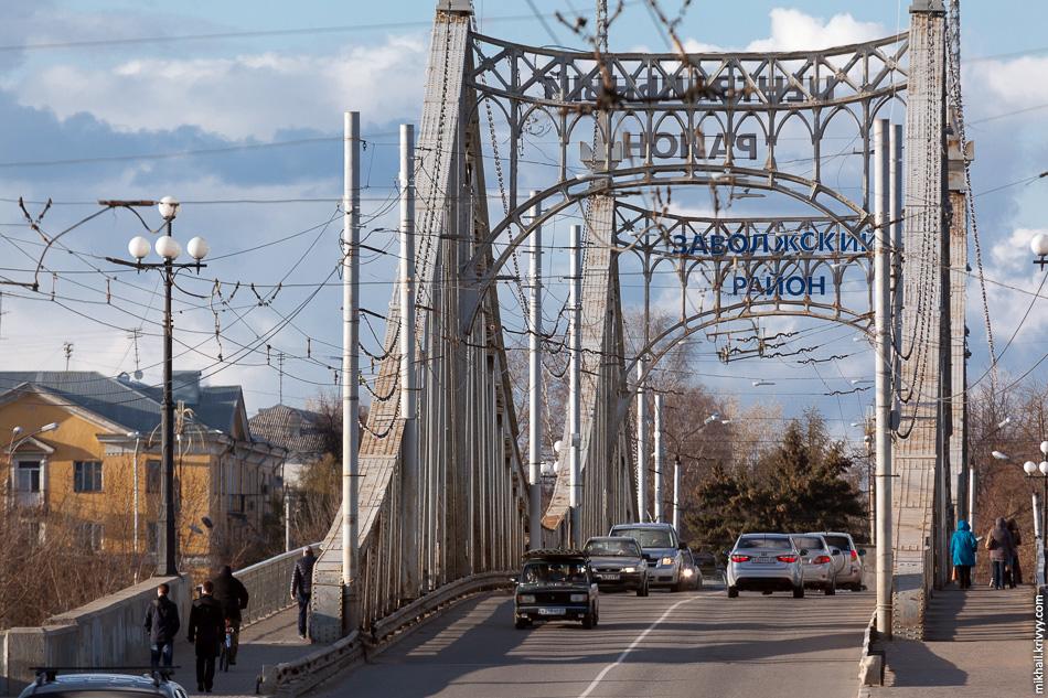 Тем не менее, сегодня мост прибывает не в самом лучшем состоянии.
