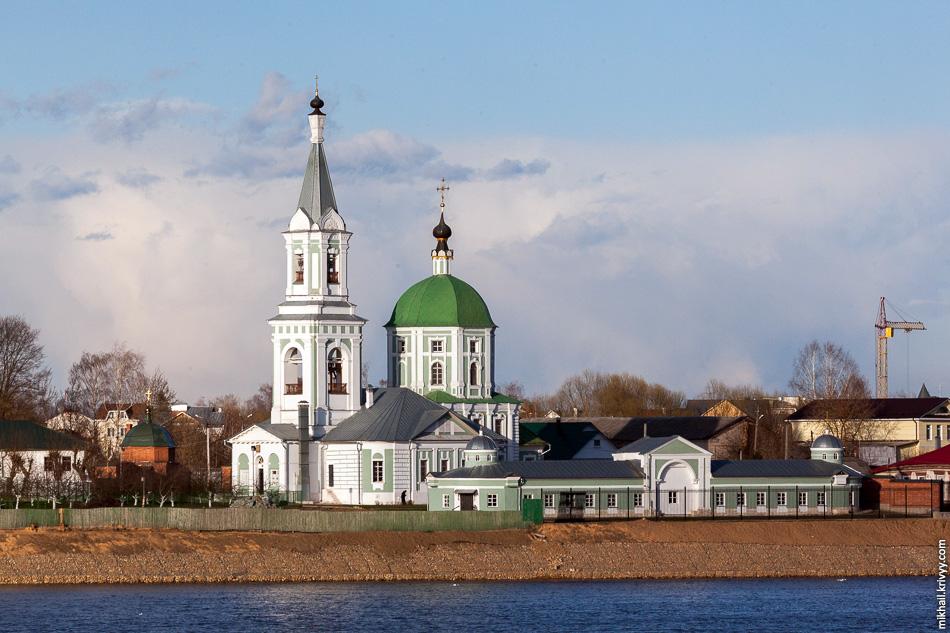 Свято-Екатерининский женский монастырь, 1763 год. Тут нас, новгородцев, удивить сложно.