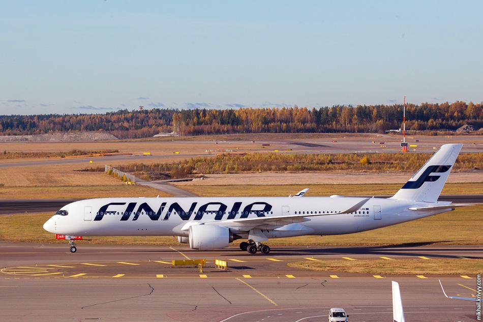 На официальном сайте есть список рейсов, которые будет выполнять новый борт. До 21 ноября A350 летает по Европе, после ставится на длинные маршруты в Сингапур и Китай.