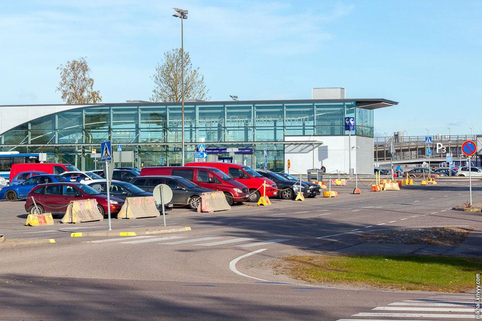 Южный павильон станции «Аэропорт».