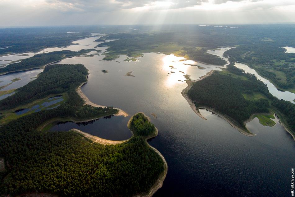 Озеро Дубно.